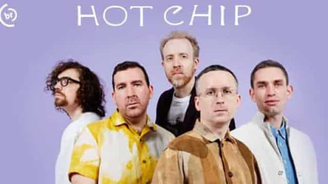 Hot Chip editam amanhã novo álbum que apresentam em julho no Alive