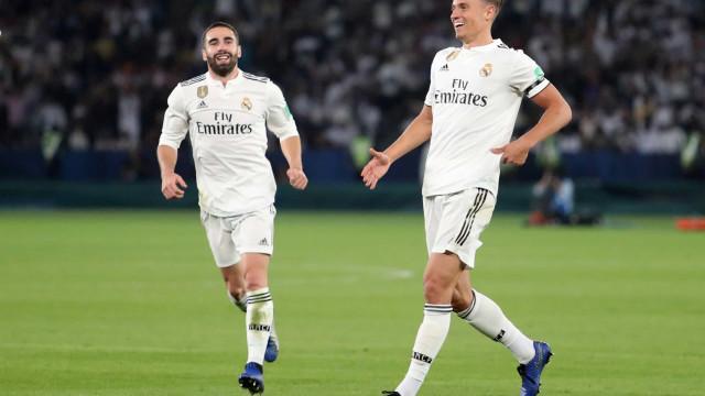 Atlético de Madrid anuncia contratação de Marcos Llorente