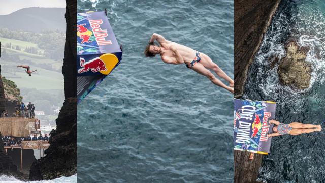 Coragem, respeito pelo mar e loucura: Atletas impressionam nos Açores