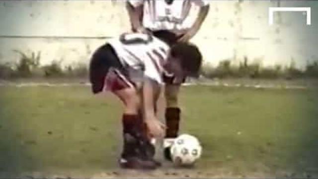 Como jogava Messi com 12 anos? Eis as imagens inéditas