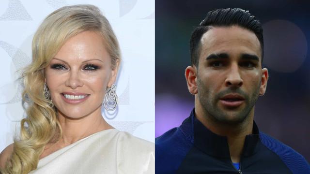 """'Ex' de Pamela Anderson defende-se e diz que relação era """"ambígua"""""""