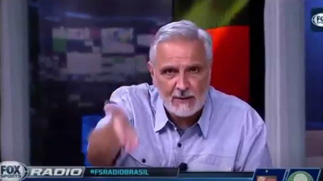 """""""Duração do contrato de Jesus no Flamengo é coisa de burro"""""""