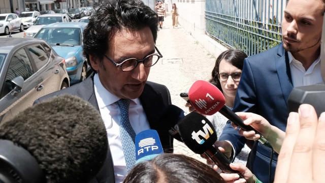 """Operação Marquês: Zeinal Bava promete """"esclarecer tudo"""" no tribunal"""