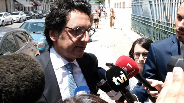 Operação Marquês: Zeinal Bava ouvido durante oito horas