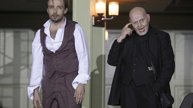 'O sonho' de August Strindberg estreia no Teatro Experimental de Cascais
