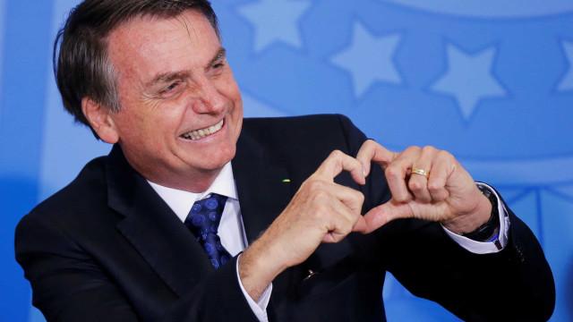 Bolsonaro visita Portugal no início do próximo ano