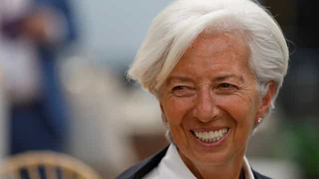 Eurodeputados dão 'luz verde' à nomeação de Lagarde para liderar BCE