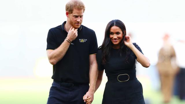 Meghan Markle vai acompanhar Harry ao casamento da ex-namorada