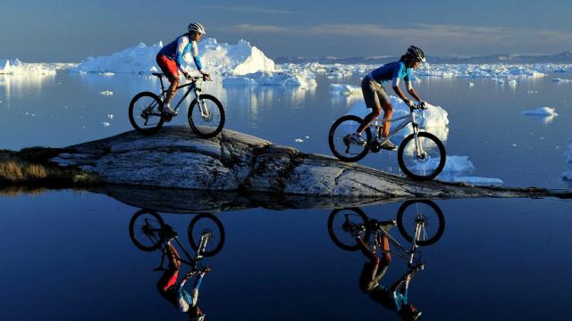 Explore a beleza e a imensidão da Gronelândia