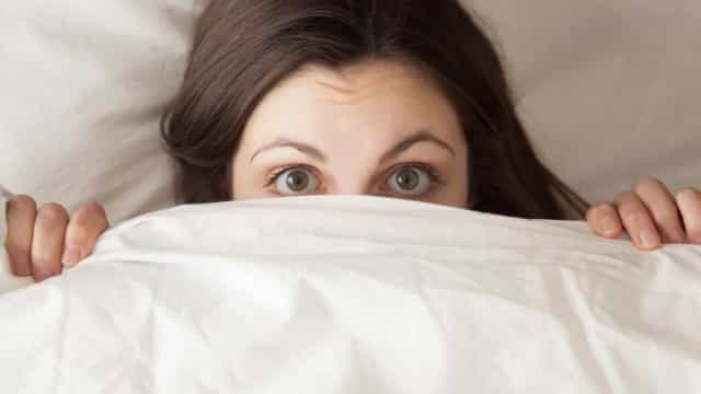 Terrores noturnos. Já teve algum destes pesadelos?