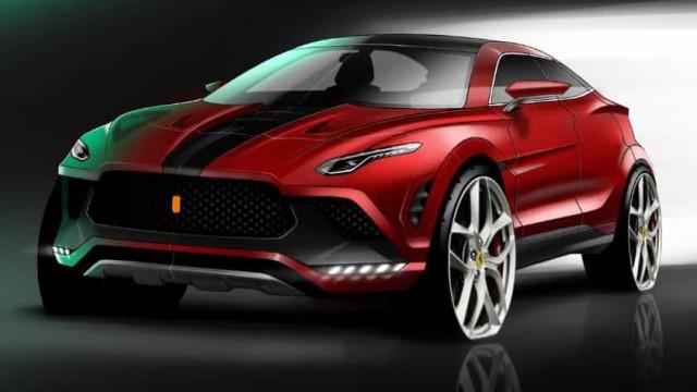 Atenção, amantes da Ferrari! Vem aí um SUV