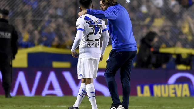 Cláusula de Thiago Almada pode deitar por terra mudança para o Sporting