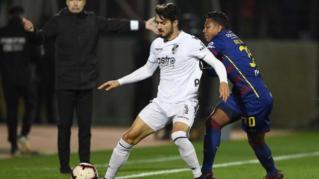 Oficial: Benfica vende em definitivo Pêpê ao Vitória de Guimarães