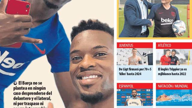 Lá Fora: O intocável Semedo, Neymar 'perdido' e um 'Delírio' em Turim