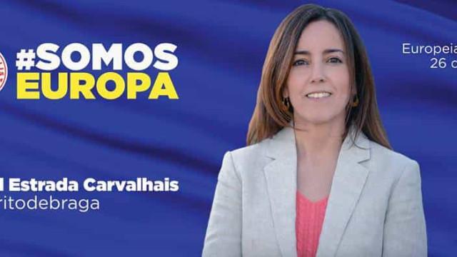 Isabel Estrada entra no Parlamento Europeu após morte de André Bradford