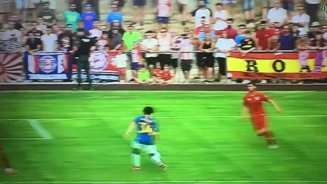 Felipe estreia-se a marcar no primeiro jogo com o Atlético Madrid