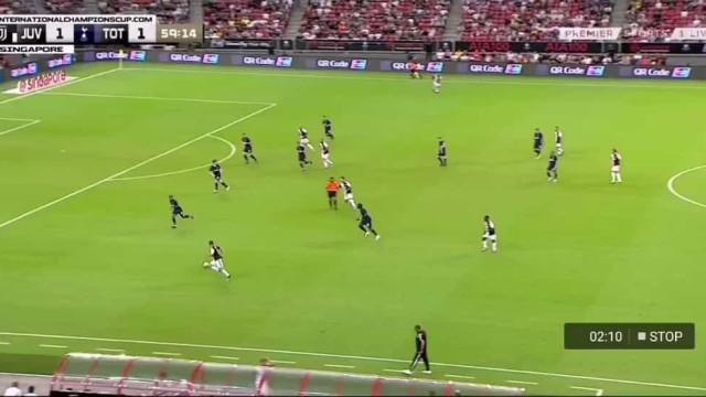 Primeiro jogo, primeiro golo: Eis o regresso de CR7 à Juventus
