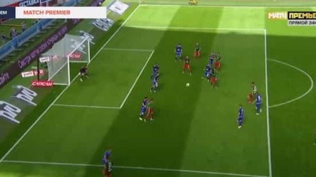 Éder marcou golaço e vai mostrando credenciais com o Lokomotiv