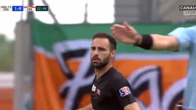 Rafael Lopes continua com a 'corda toda' e volta a marcar pelo Cracovia