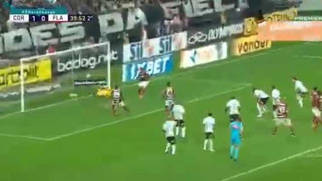 O golo de Gabigol que evitou a derrota do Flamengo de Jesus