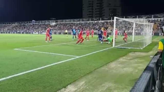 O golo de Fábio Silva que valeu ao FC Porto a conquista da Copa Ibérica