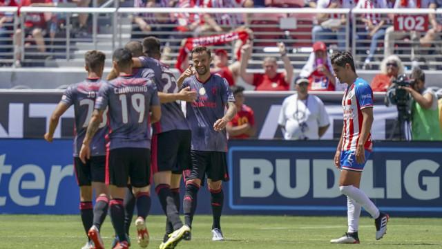 Benfica quer segurar Seferovic até 2024