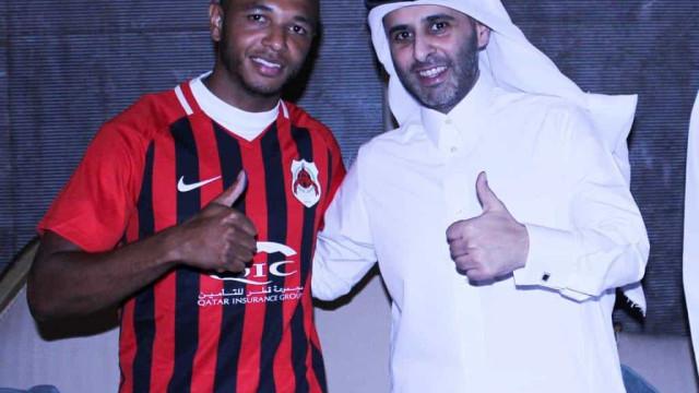Brahimi já veste com as cores do Al Rayyan