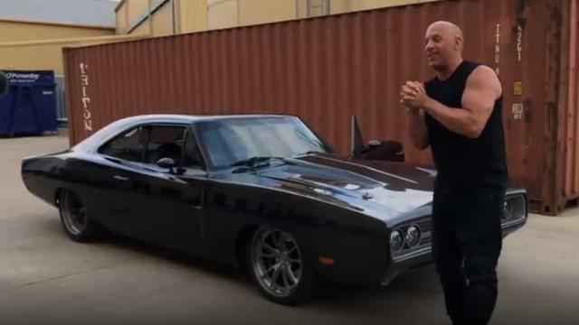 Fã do Velocidade Furiosa? Já existe o Dodge Charger do Toretto em… Lego