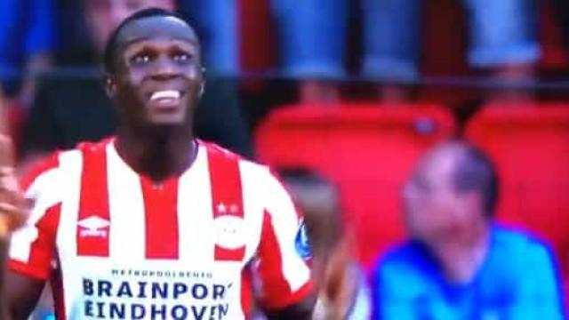 Bruma estreia-se com o PSV e... logo a marcar