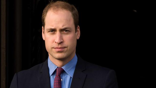 A curiosa técnica do príncipe William para não ficar nervoso em público