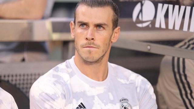 Clube das distritais de Portalegre tenta empréstimo de... Gareth Bale