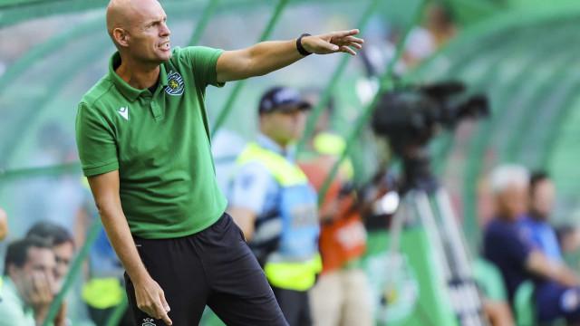 Sporting-Sp. Braga: Leões em fase negativa com teste de fogo em Alvalade