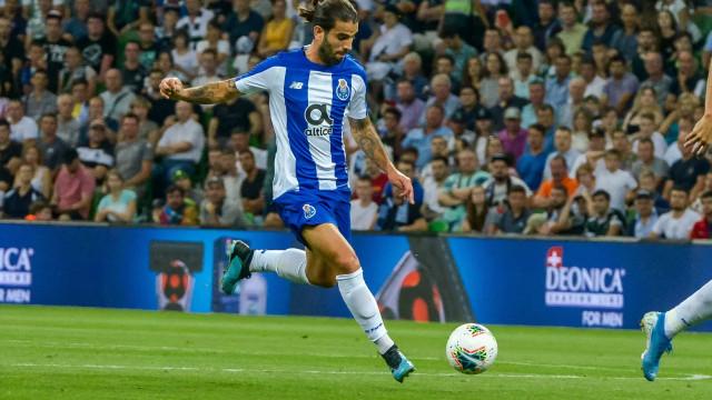 FC Porto prepara clássico com o Benfica ainda sem Sérgio Oliveira