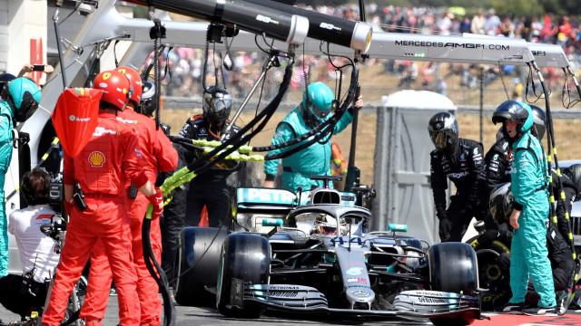 """A mudança que pode revolucionar a Formula 1 """"está a ser trabalhada"""""""