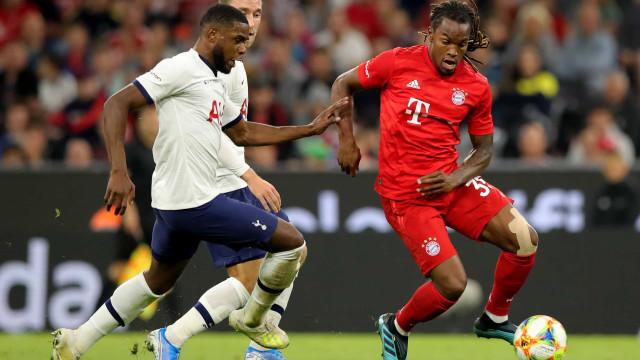 Renato Sanches multado pelo Bayern Munique após reafirmar desejo de sair