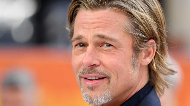 Imprensa aponta mais um romance para Brad Pitt. Será que é desta?