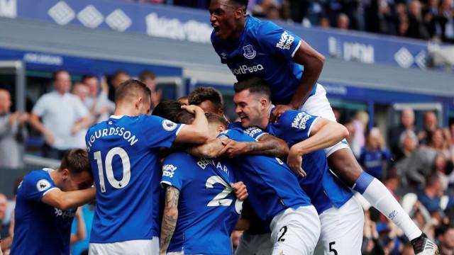 Everton de Marco Silva vence em casa. Liverpool derrota Southampton