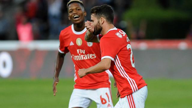 Rafa à velocidade da Luz: As notas do Belenenses SAD-Benfica