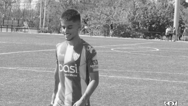 Ex-jogador do Tondela morre em acidente de viação aos 17 anos