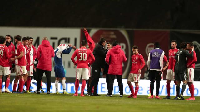 Benfica-FC Porto: Clássico escaldante promete aquecer a Luz