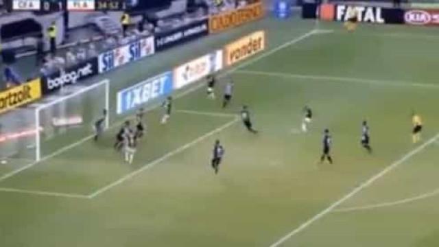 Gabigol continua de pé quente e marcou após esta bela jogada do Flamengo