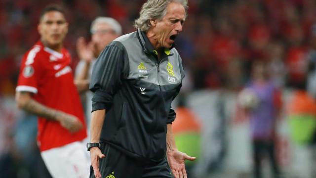 Se Jorge Jesus não renovar, Flamengo já tem solução à vista