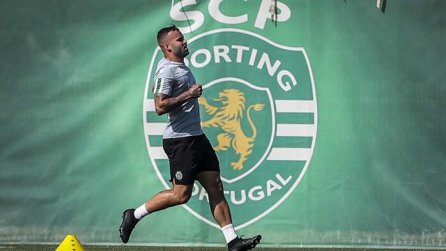 Jesé regressa aos convocados do Sporting para jogo com Famalicão