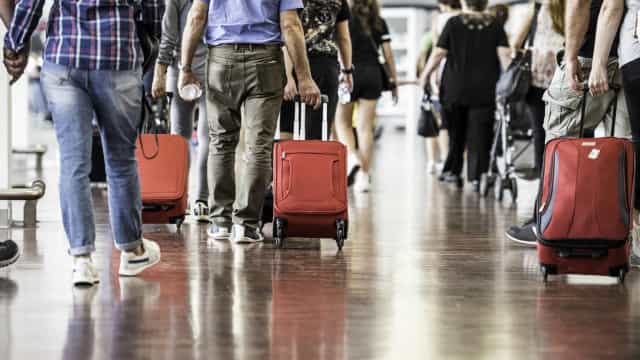 Aeroporto do Porto recebeu 7,5 milhões de passageiros até julho