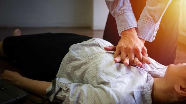 Os quatro sintomas que vai sentir antes de um ataque cardíaco