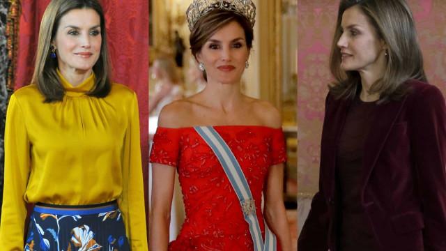 Letizia: O que nos ensina a 'rainha da moda', que está de parabéns