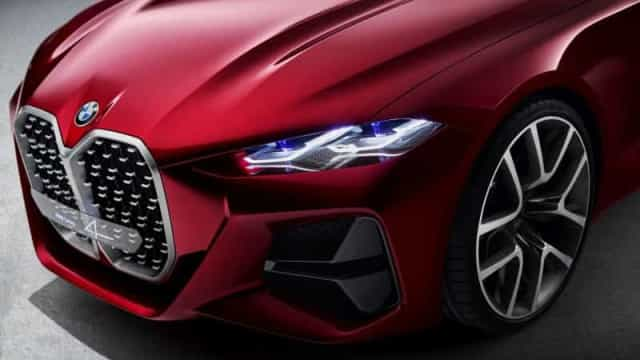 Concept 4. O novo modelo da BMW que está a dar que falar