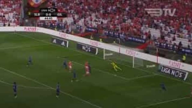 Infelicidade de Ygor Nogueira dá primeiro do Benfica frente ao Gil