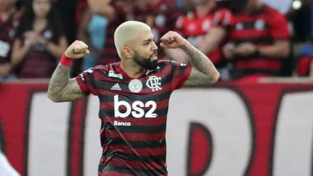 Nova vitória do Flamengo torna Jesus cada vez mais rei no Brasileirão