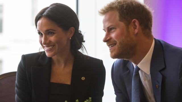 Príncipe Harry está de parabéns! Eis a mensagem de Meghan Markle